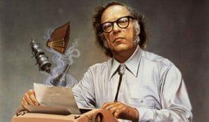 Isaac Asimov On Creativity